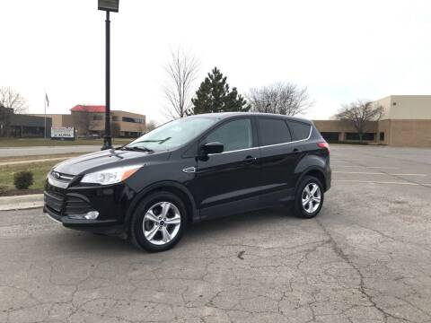 2015 Ford Escape for sale at A & R Auto Sale in Sterling Heights MI