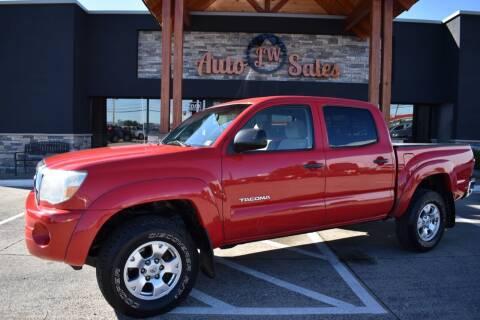 2006 Toyota Tacoma for sale at JW Auto Sales LLC in Harrisonburg VA
