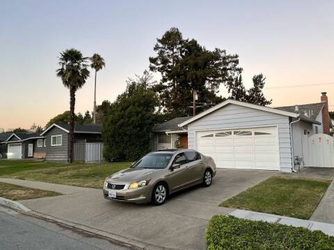 2008 Honda Accord for sale at Blue Eagle Motors in Fremont CA