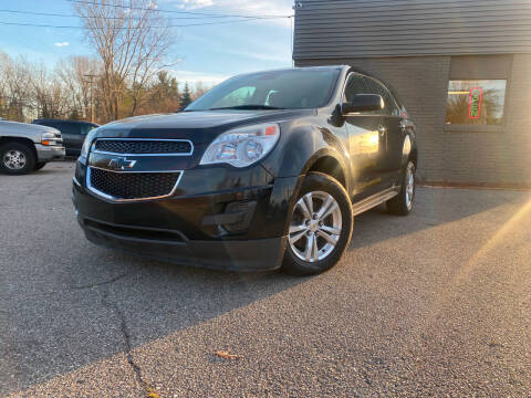 2012 Chevrolet Equinox for sale at George's Used Cars - Telegraph in Brownstown MI