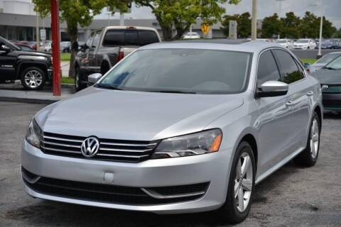 2013 Volkswagen Passat for sale at Motor Car Concepts II - Kirkman Location in Orlando FL