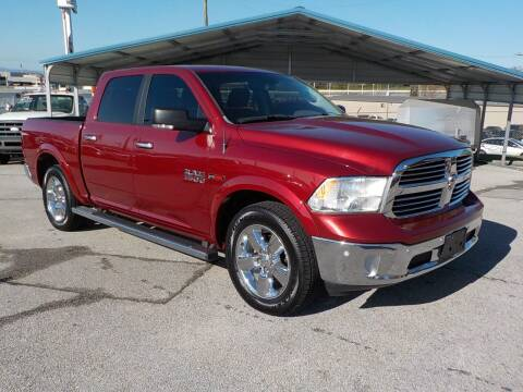 2015 RAM Ram Pickup 1500 for sale at C & C MOTORS in Chattanooga TN