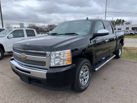 2010 Chevrolet Silverado 1500 for sale at Blake Hollenbeck Auto Sales in Greenville MI