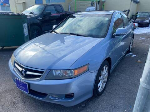 2007 Acura TSX for sale at Polonia Auto Sales and Service in Hyde Park MA