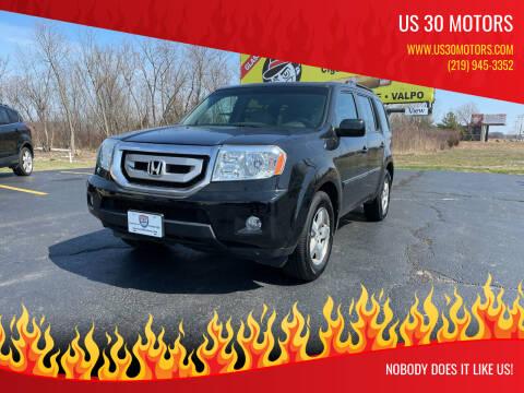 2010 Honda Pilot for sale at US 30 Motors in Merrillville IN