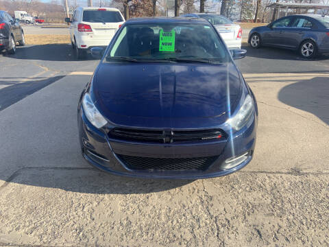 2015 Dodge Dart for sale at GENE AND TONYS DEMOTTE AUTO SALES in Demotte IN