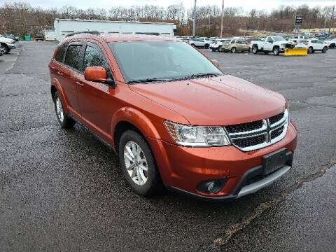 2013 Dodge Journey for sale at BETTER BUYS AUTO INC in East Windsor CT
