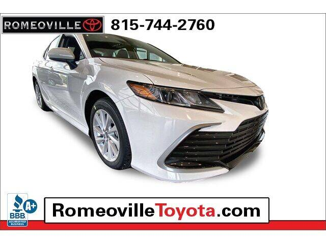 2021 Toyota Camry for sale in Romeoville, IL