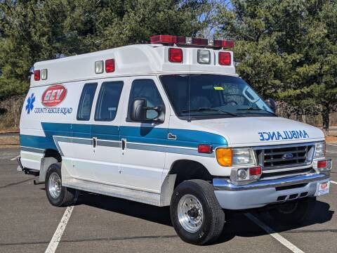 2006 Ford E350 4x4 McCoy Miller for sale at Global Emergency Vehicles Inc in Levittown PA