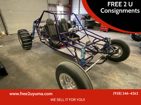 2021 Prowler Sand Car for sale at FREE 2 U Consignments in Yuma AZ
