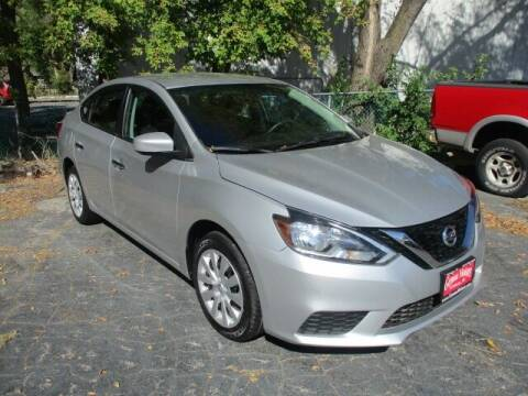 2017 Nissan Sentra for sale at GENOA MOTORS INC in Genoa IL