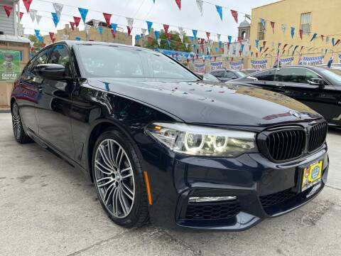 2018 BMW 5 Series for sale at Elite Automall Inc in Ridgewood NY