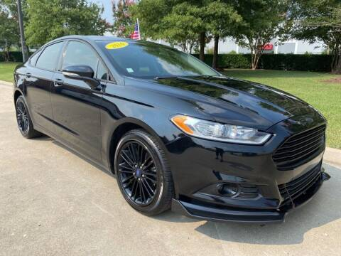 2016 Ford Fusion for sale at UNITED AUTO WHOLESALERS LLC in Portsmouth VA