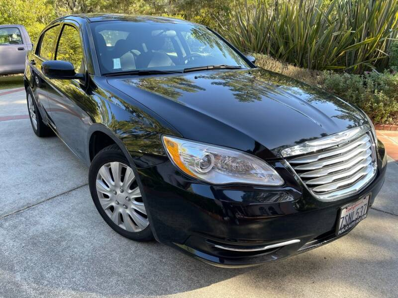 2014 Chrysler 200 for sale at Dodi Auto Sales in Monterey CA