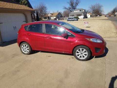 2011 Ford Fiesta for sale at Eastern Motors in Altus OK