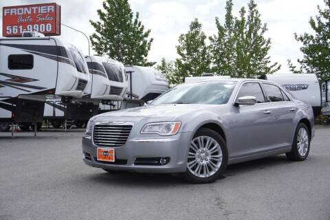 2014 Chrysler 300 for sale at Frontier Auto & RV Sales in Anchorage AK