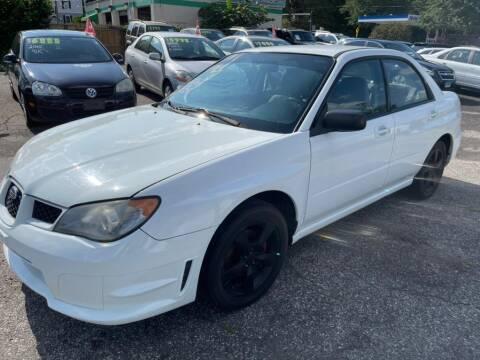 2006 Subaru Impreza for sale at Car VIP Auto Sales in Danbury CT