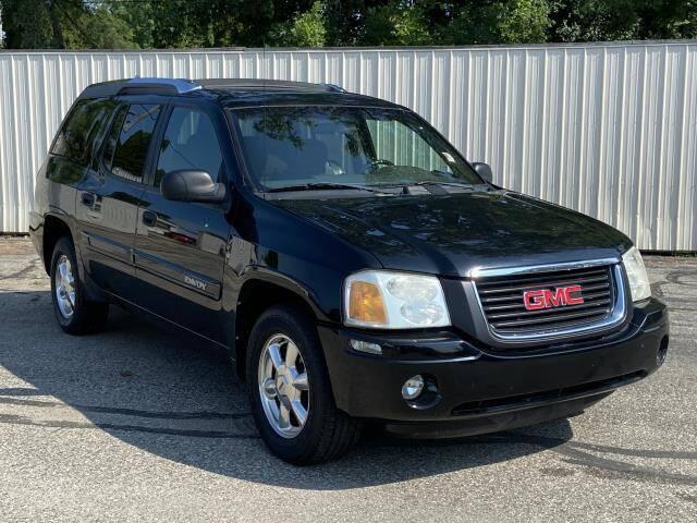 2004 GMC Envoy XUV for sale at Miller Auto Sales in Saint Louis MI