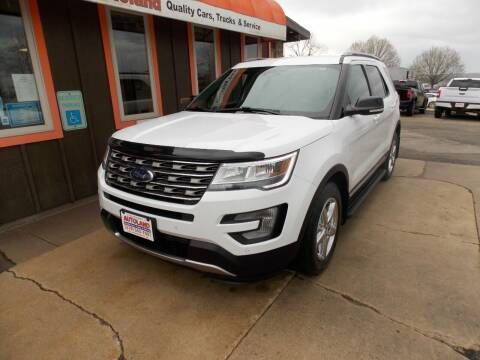2017 Ford Explorer for sale at Autoland in Cedar Rapids IA