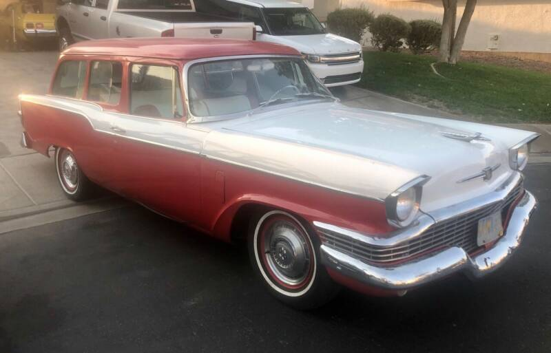 1957 Studebaker Commander for sale at GEM Motorcars in Henderson NV