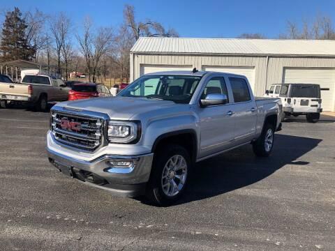 2018 GMC Sierra 1500 for sale at Jones Auto Sales in Poplar Bluff MO