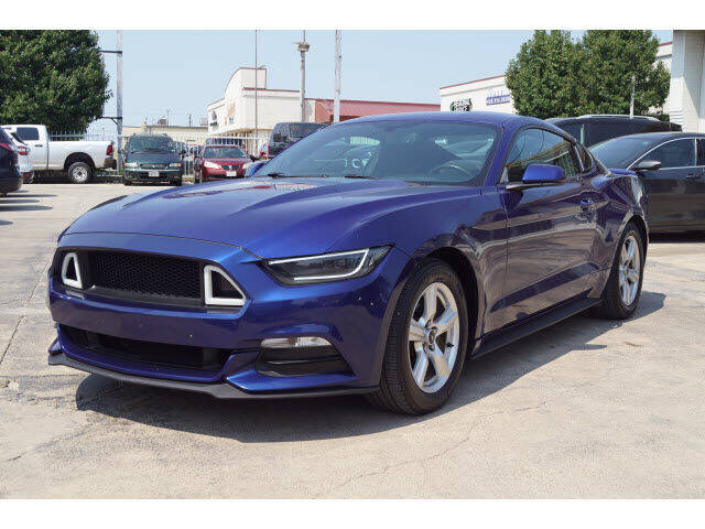 2015 Ford Mustang for sale at Credit Connection Sales in Fort Worth TX