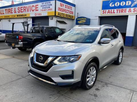 2018 Nissan Rogue for sale at US Auto Network in Staten Island NY