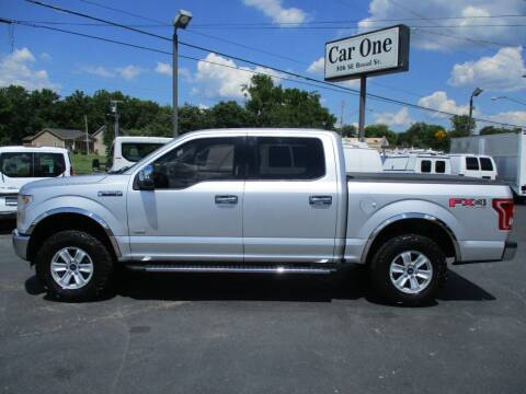 2015 Ford F-150 for sale at Car One in Murfreesboro TN