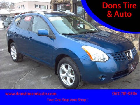 2009 Nissan Rogue for sale at Dons Tire & Auto in Butler WI