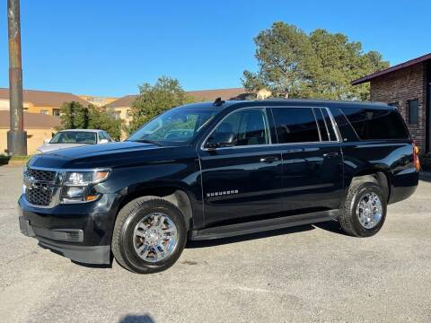 2017 Chevrolet Suburban for sale at Modern Automotive in Boiling Springs SC