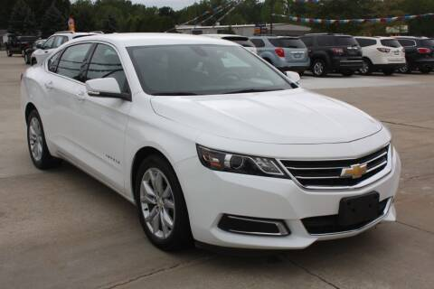 2016 Chevrolet Impala for sale at Sandusky Auto Sales in Sandusky MI