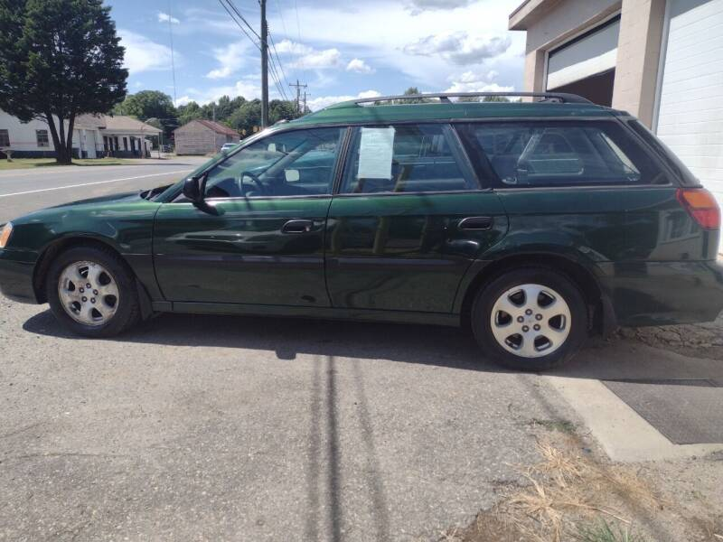 2001 Subaru Legacy for sale at Sparks Auto Sales Etc in Alexis NC