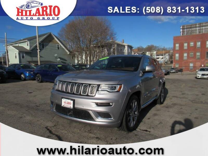 2019 Jeep Grand Cherokee for sale in Worcester, MA
