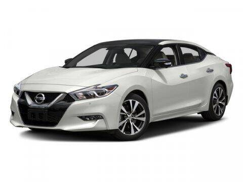 2017 Nissan Maxima for sale at WOODY'S AUTOMOTIVE GROUP in Chillicothe MO