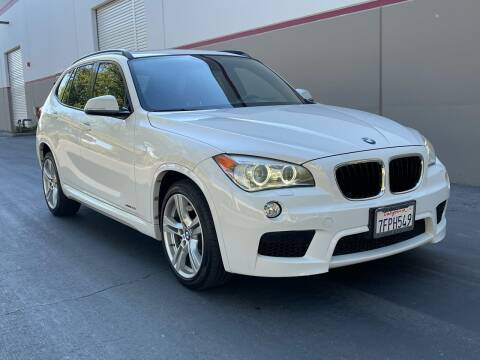 2014 BMW X1 for sale at COUNTY AUTO SALES in Rocklin CA