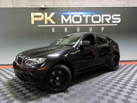 2012 BMW X6 M for sale at PK MOTORS GROUP in Las Vegas NV