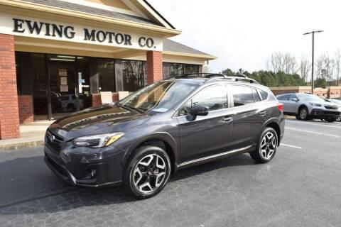 2019 Subaru Crosstrek for sale at Ewing Motor Company in Buford GA