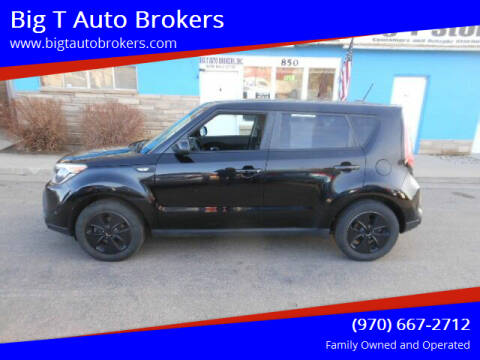 2014 Kia Soul for sale at Big T Auto Brokers in Loveland CO