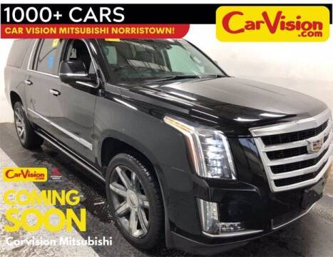 2015 Cadillac Escalade ESV for sale at Car Vision Buying Center in Norristown PA