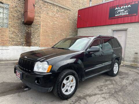 2007 Jeep Grand Cherokee for sale at Alpha Motors in Chicago IL