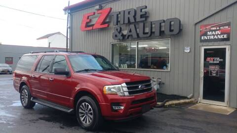 2016 Ford Expedition EL for sale at EZ Tire & Auto in North Tonawanda NY