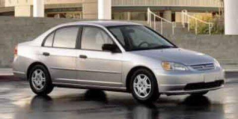 2002 Honda Civic for sale at Duval Chevrolet in Starke FL