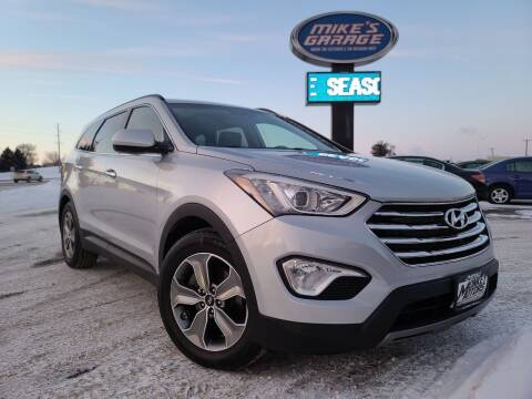 2014 Hyundai Santa Fe for sale at Monkey Motors in Faribault MN