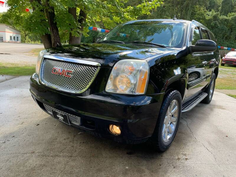 2007 GMC Yukon for sale at Day Family Auto Sales in Wooton KY