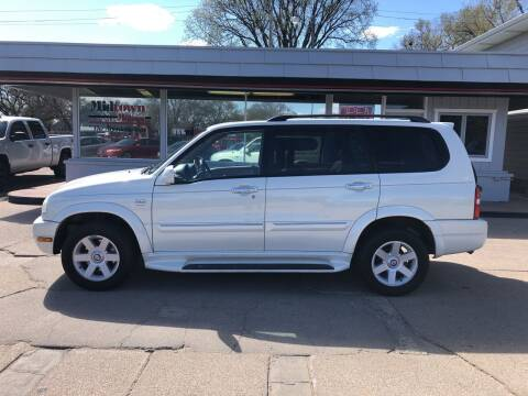 2003 Suzuki XL7 for sale at Midtown Motors in North Platte NE