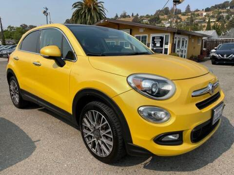 2017 FIAT 500X for sale at MISSION AUTOS in Hayward CA