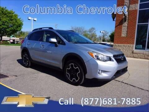 2013 Subaru XV Crosstrek for sale at COLUMBIA CHEVROLET in Cincinnati OH