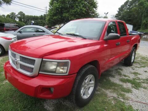 2010 Dodge Dakota for sale at Dallas Auto Mart in Dallas GA