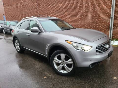 2011 Infiniti FX35 for sale at Minnesota Auto Sales in Golden Valley MN