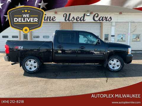 2012 Chevrolet Silverado 1500 for sale at Autoplex 2 in Milwaukee WI